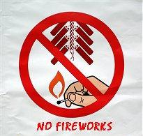 County Bans Fireworks Sales