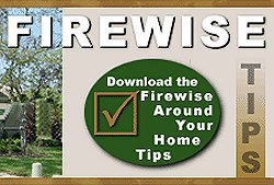 Wildfire Preparation Tips at Firewise.org...
