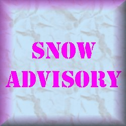 Anow Advisory Issued...