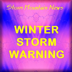 Winter Storm Warning Friday...